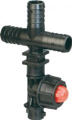 Dry Boom Nozzle Holder with Valve 8235017